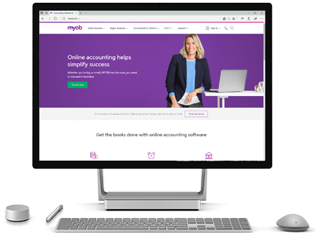 Atluz Myob Essential Integration Banner